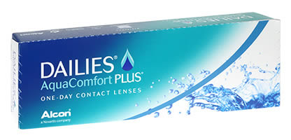 Dailies AquaComfort Plus Lentilles de Contact