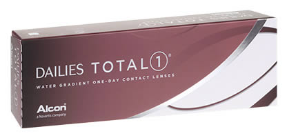 Dailies Total 1 Lentilles de Contact