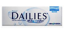 Focus Dailies Progressives All Day Comfort