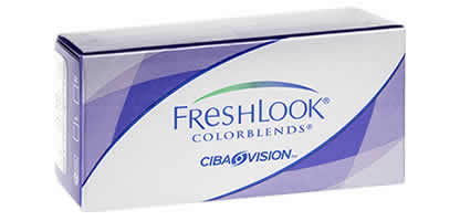 Freshlook Colorblends Lentilles de Contact